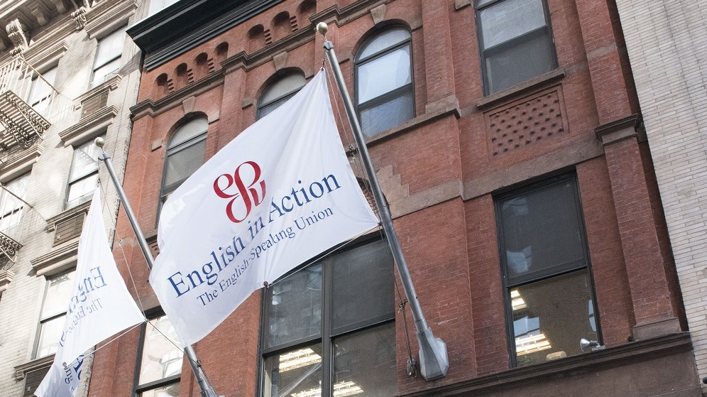 English in Action flag
