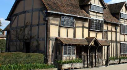 December 12 17 Course In Stratford Upon Avon With Shakespeare Birthplace Trust
